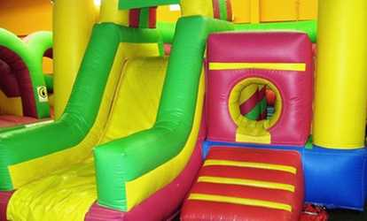 Plainview kids activities deals in plainview ny groupon image placeholder image for two or four open play indoor playground sessions at wood kingdom in farmingdale negle Choice Image