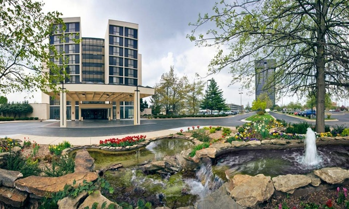University Plaza Hotel & Convention Center - Springfield, MO: 1- or 2-Night Stay at University Plaza Hotel & Convention Center in Springfield, MO