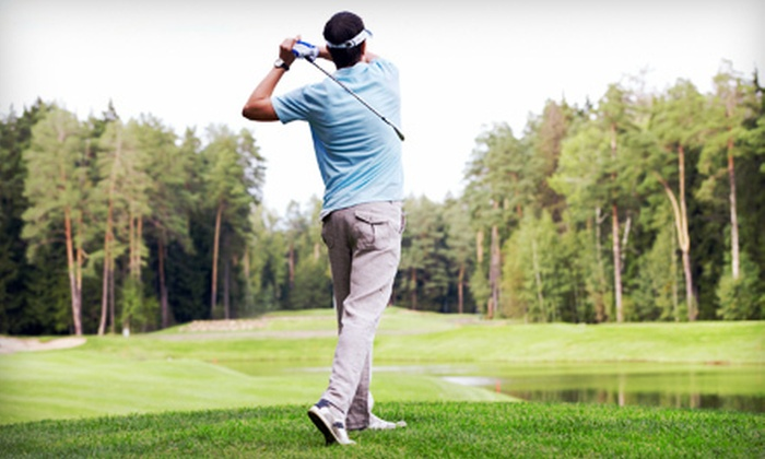 Waggle Golf Pass - Springfield: One, Two, or Four 2012 Golf Discount Memberships from Waggle Golf Pass (Up to 63% Off)