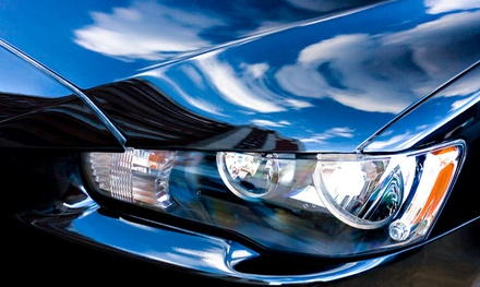One- or Three-Month In & Out Biweekly Detailing Membership for a Sedan from Magic Bubbles (50% Off)