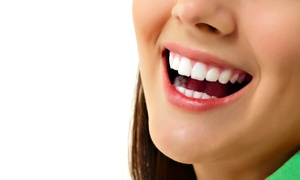 Steven B. Johnson DDS: Dental Exam, X-rays, and Cleaning, or Kör In-Office Teeth-Whitening Treatment from Steven B. Johnson DDS (Up to 86% Off)