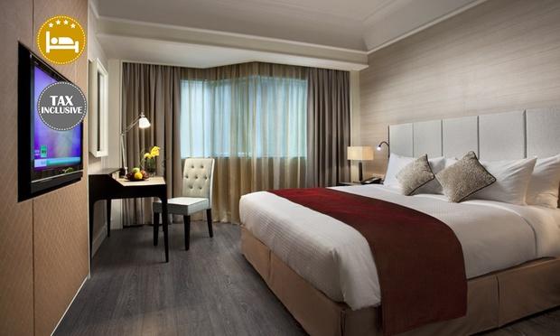 SG: 4* The Elizabeth Hotel 0