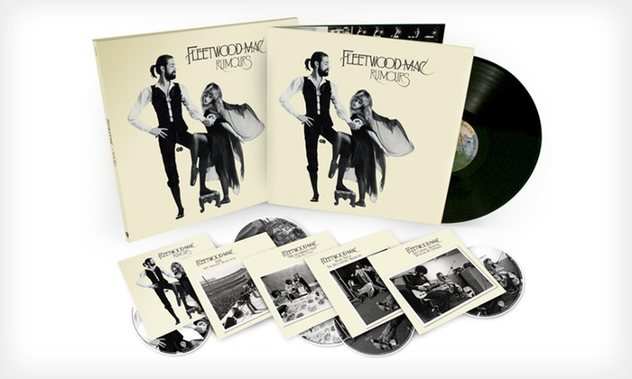 "Fleetwood Mac ""Rumours"" Deluxe Edition: $59.99 for Fleetwood Mac ""Rumours"" 35th Anniversary Deluxe Edition ($99.99 List Price). Free Shipping and Returns."