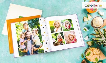 Fotolibri copertina ecopelle o tela a 7,99€euro