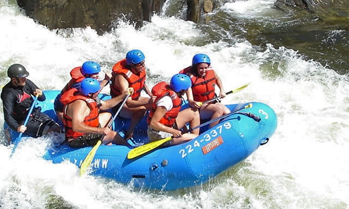 A1 Wildwater Rafting - Fort Collins: Half-Day Wild & Scenic Rafting Trip with Wetsuits for Two, Four, or Six from A1 Wildwater Rafting