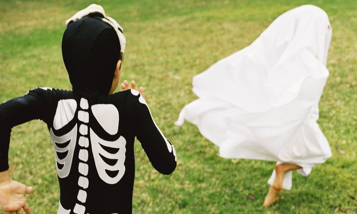 Costume 5k - South Harrison: Entry for 1 or 2 to the Costume 5K, or Entry for 1 to 1-Mile Run at Creamy Acres Farm on October 26 (Up to 52% Off)