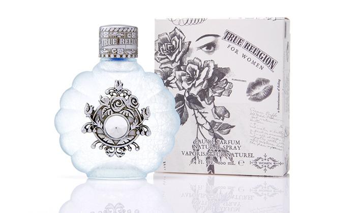 True Religion for Women Eau de Parfum: True Religion for Women Eau de Parfum; 3.4 Fl. Oz.