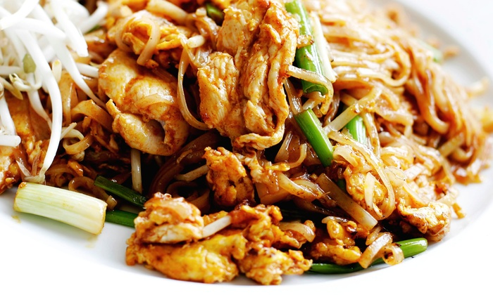 Spicy Thai - Lincoln Park: $12 for Two Groupons, Each good for $10 Worth of Asian-Fusion Cuisine at Spicy Thai