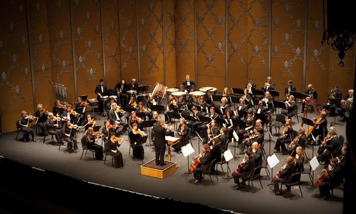Rockford Symphony Orchestra - Downtown Rockford: Three-Concert Package to Rockford Symphony Orchestra's 2012–13 Season at Coronado Theatre (Up to 51% Off)