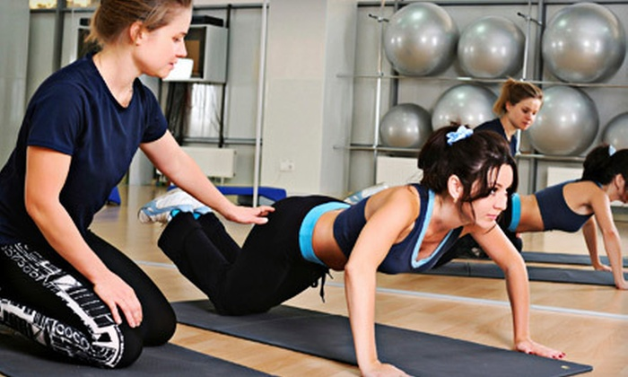 Fitness Together - Multiple Locations: Three, Six, or Nine Small-Group Personal-Training Sessions at Fitness Together (Up to 79% Off). Two Locations Available.