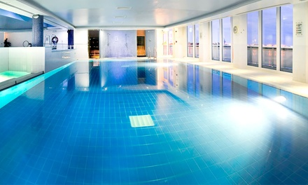 Spa Day With Treatment And Meal St David S Cardiff Hotel