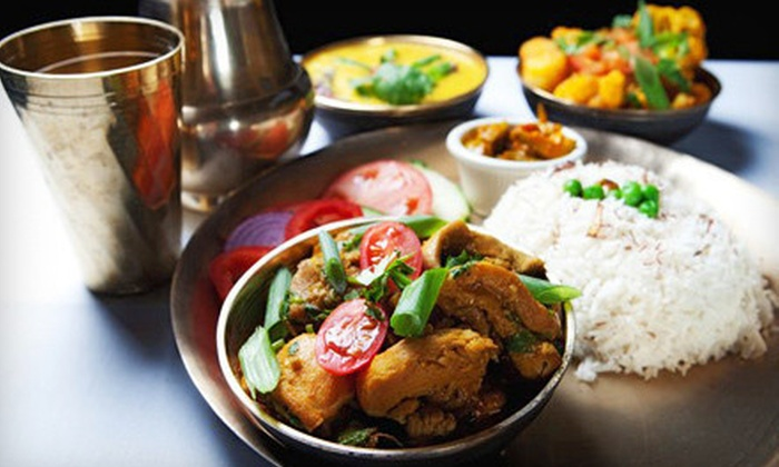Himalayan Flavors - North Berkeley: Himalayan Cuisine at Himalayan Flavors (Up to 53% Off). Two Options Available.