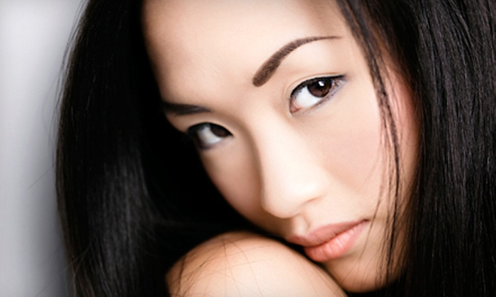 Abella Salon and Spa - Centennial: One or Three Microdermabrasions plus $25 Gift Card at Abella Salon and Spa (65% Off)