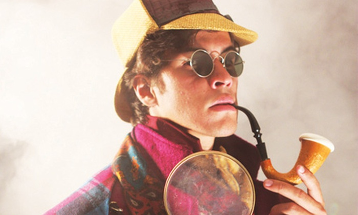 """Sherlock Holmes: The Final Adventure"" - French Quarter: ""Sherlock Holmes: The Final Adventure"" at Dock Street Theatre on October 18–20 (Up to 51% Off)"