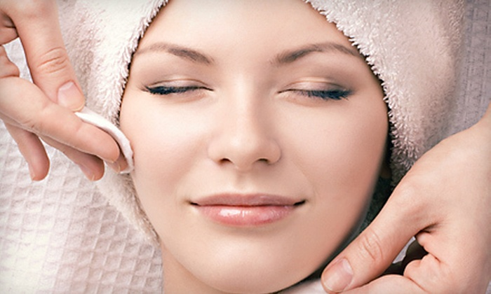 Your New Look Starts Here - The Lakes/Country Club: $45 for a Spa Package with European Facial and Foot Exfoliation at Your New Look Starts Here ($92 Value)