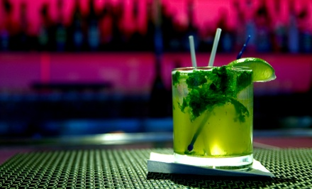 Club Entry and Drinks for 2 or Basic or Deluxe Bottle-Service Package for 5 or 10 at Mansion Nightclub (Up to 53% Off)
