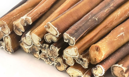 bully sticks from best bully sticks 1lb bag groupon. Black Bedroom Furniture Sets. Home Design Ideas