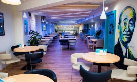 Menú japonés para 2 o 4 con makis Takumi y niguris Genki, bebidas y postres desde 16,95 € en Cosmopolitan Enjoy Granada