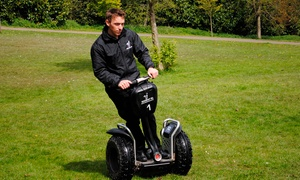 Segway NI: Segway NI: Off-Road Experience from £15 (Up to 42% Off)