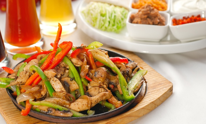 Gallo de Oro - Downtown - Main Street: Mexican Cuisine for Dinner or Lunch at Gallo de Oro (Half Off)
