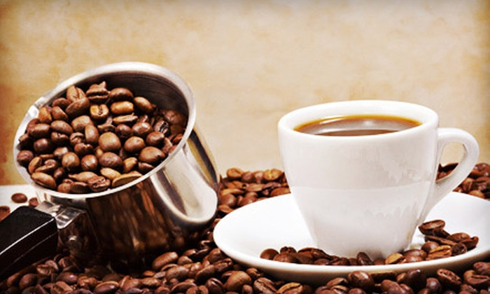 Bay Coffee Company - Edgemar - Pacific Manor: $15 for Six $5 Vouchers for Locally Roasted Coffee at Bay Coffee Company ($30 Total Value)