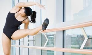 HK Taekwondo: 10 Barre-Fitness Classes or One Month of Barre-Fitness Classes at HK Taekwondo (Up to 56% Off)