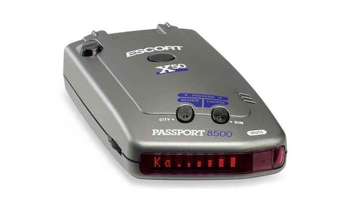Escort Radar Detectors | Groupon Goods
