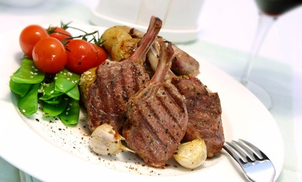 American Food at Keenan's Restaurant (70% Off). Two Options Available.