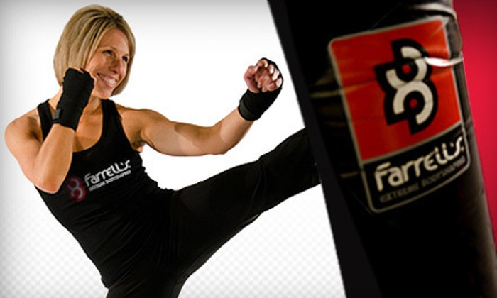 Farrell's eXtreme Bodyshaping Des Moines - Multiple Locations: $199 for a 10-Week Transformation Program at Farrell's eXtreme Bodyshaping ($399 Value). 17 Options Available.