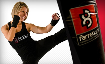 4301 Fleur Dr., Ste. 16C in Des Moines: 4:20AM Class (a $399 value) - Farrell's eXtreme Bodyshaping Des Moines in Ankeny