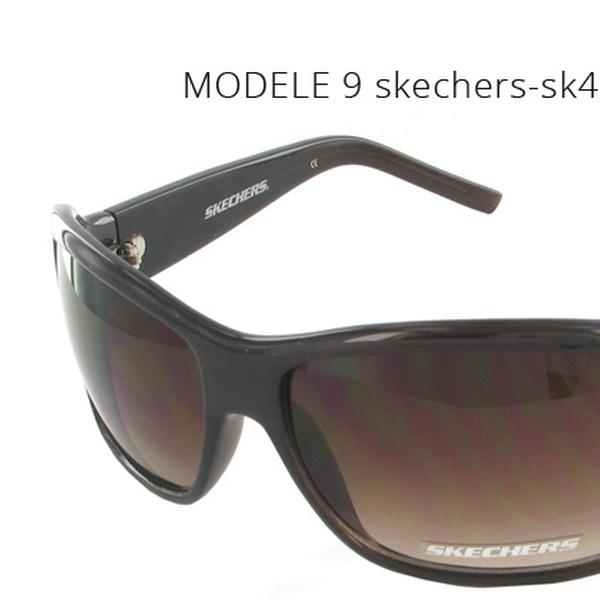 Lunettes de soleil Skechers SK4020 BLK3
