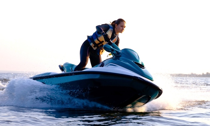 Austin Boat Rentals - Hermosa Office Park: Two-Hour Jet-Ski Rental, Valid Monday–Friday or Any Day at Austin Boat Rentals (Up to 50% Off)