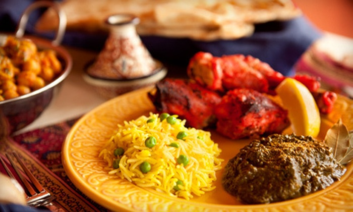 Spice House of India - Murphy: $5 for $10 Worth of Indian Food at Spice House of India