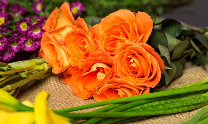 Floral arrangements fresh pond florist groupon