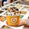 40% Off Frozen Yogurt at Orange Leaf Frozen Yogurt