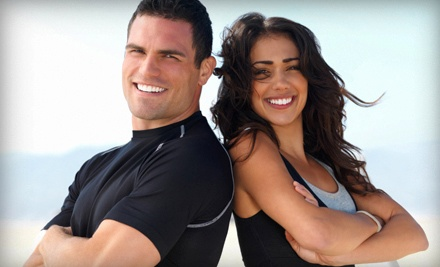 Four, Six, or Eight Weeks of Fitness and Fun Boot Camp at South Bay Boot Camp (Up to 86% Off)
