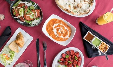 20% Cash Back on Dinner at Curry Village Indian Restaurant