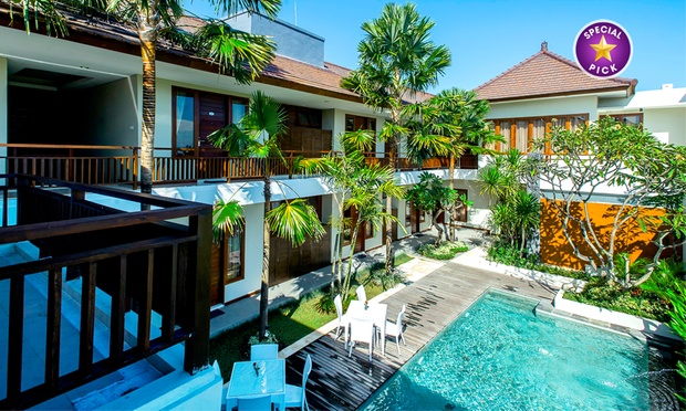 Seminyak: 4* Boutique Hotel Stay 0