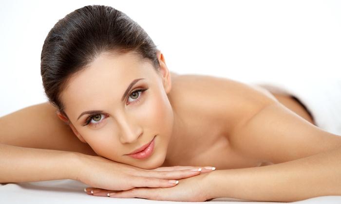 EUTONIA - EUTONIA: Percorso benessere per una persona con scrub e massaggio a 29 € invece di 115