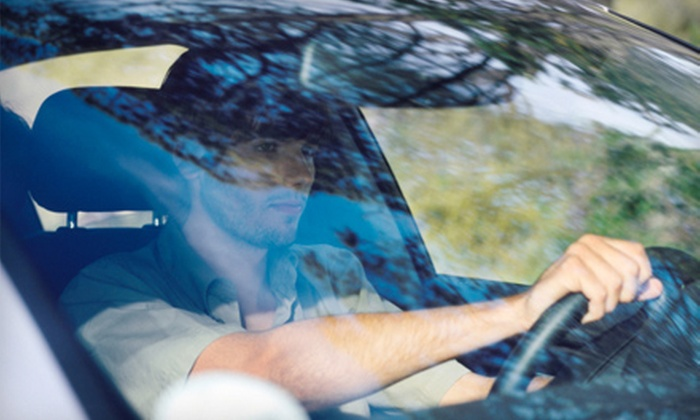 Speedy Glass - Seaside: $39 for $100 Toward Windshield Replacement at Speedy Glass