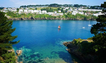 Cornwall: 13 Nights for Up to Three with Breakfast at Best Western Fowey Valley