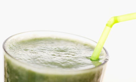 One-, Three-, or Seven-Day Juice Cleanse from JuiceBar Juices (Up to 51% Off)