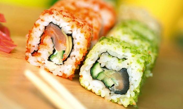 Nikko Sushi & Steak - Katy: $20 for $30 Worth of Sushi and Japanese Steak-House Fare at Nikko Sushi & Steak
