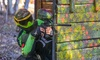 Splatman Paintball Park - Macclenny: Paintball Package with Equipment for 2, 4, or 8 at Splatman Paintball Park (Up to 50% Off)