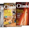 1-Year, 10-Issue Subscription to Climbing Magazine