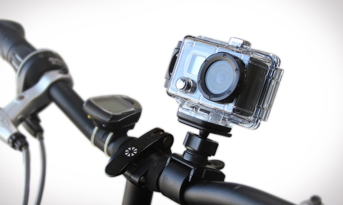 PQI Air Cam (Action Sports Camera): $52.99 for a PQI Air Cam (Action Sports Camera) and Accessory Mounts ($199.99 List Price)