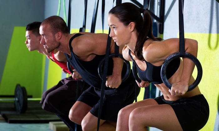 CrossFit Murk - Bowden: 30- or 60-Day Unlimited Membership at CrossFit Murk (Up to 64% Off)