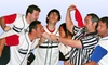 Comedy Sportz Boston - Live - Davis Square: Improv Show for One or Two from ComedySportz Boston at Davis Square Theatre, October 18–December 20 (Up to 44% Off)