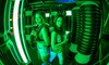 CJ Barrymore's - Clinton Township: $30 for Four Laser-Tag Entries and $24 Worth of Arcade Game Play at C.J. Barrymore's ($50 Value)