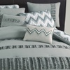 8-Piece Reversible Comforter and Coverlet Set